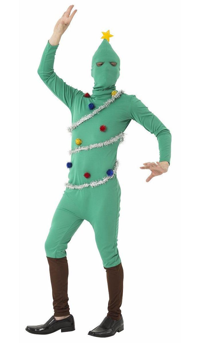 イケイケツリータイツ クリスマス コスプレ コスチューム 衣装 仮装 サンタクロース サンタ コスプレ トナカイ メンズ(代引不可)