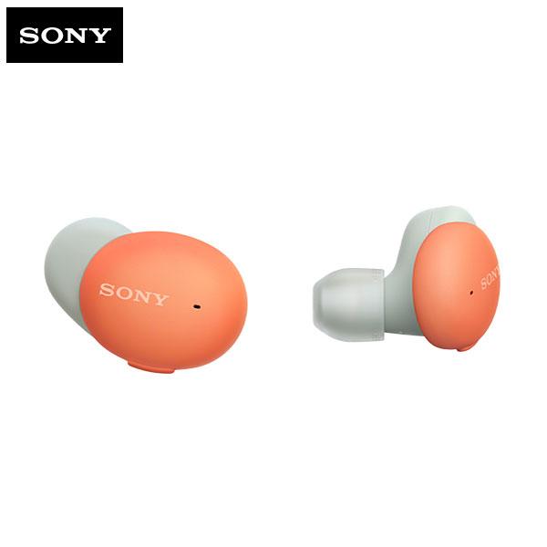 ソニー SONY 完全ワイヤレスイヤホン WF-H800 DM オレンジ【送料無料】