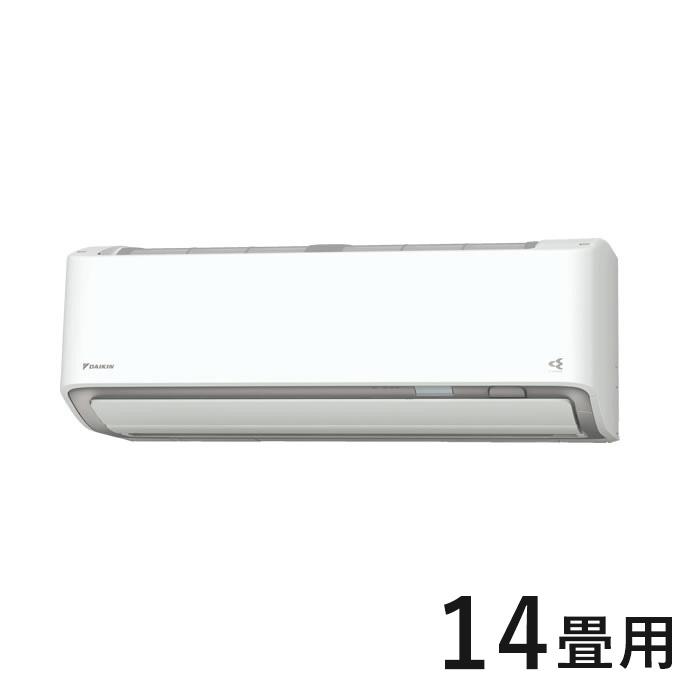 ダイキン ルームエアコン S40XTDXP-W ホワイト 14畳程度 DXシリーズ スゴ暖 寒冷地向け 設置工事不可(代引不可)【送料無料】【S1】