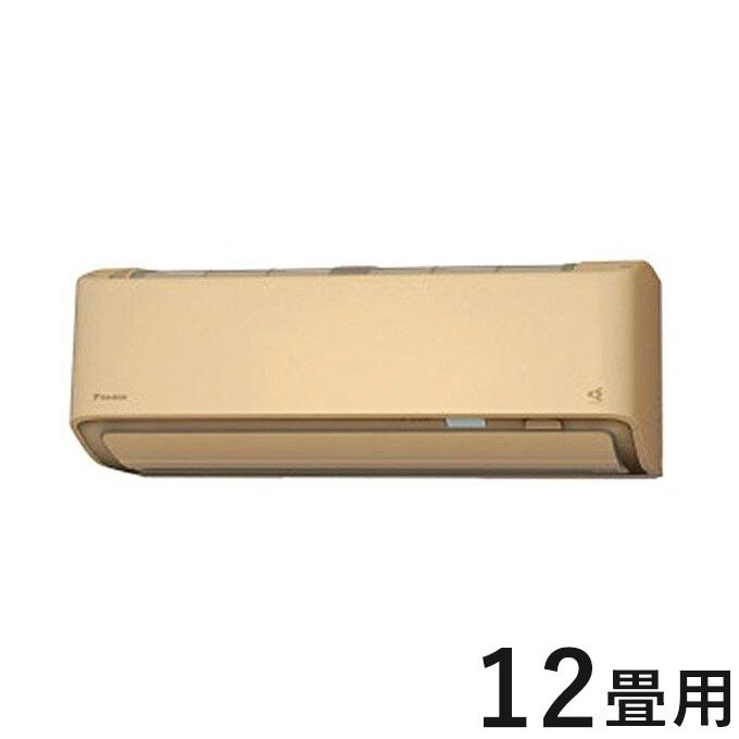 ダイキン ルームエアコン S36XTAXS-C ベージュ 12畳程度 AXシリーズ 設置工事不可(代引不可)【送料無料】