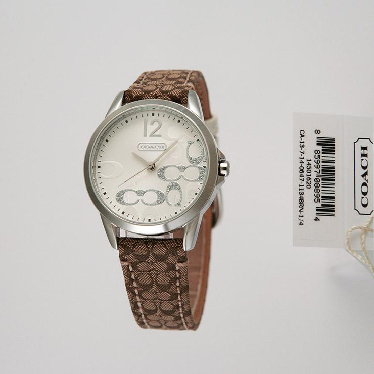 COACH 腕時計 レディース 14501620 クラシックシグネチャー【送料無料】