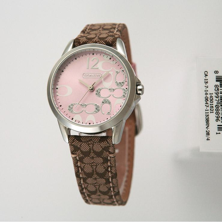 COACH 腕時計 ボーイズ 14501621 クラシックシグネチャー【送料無料】