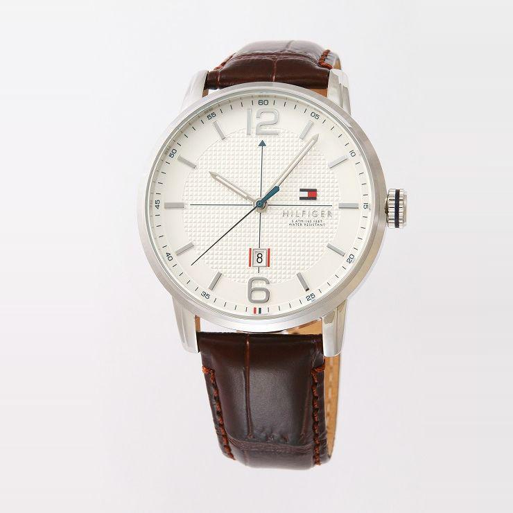 トミーヒルフィガー TOMMY HILFIGER 腕時計 メンズ 1791217 -【送料無料】