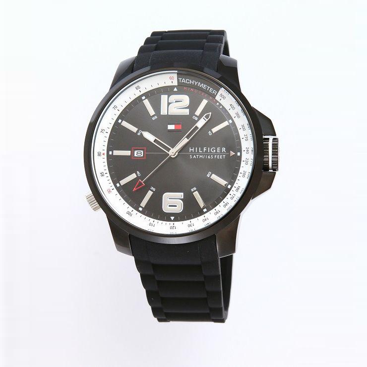 トミーヒルフィガー TOMMY HILFIGER 腕時計 メンズ 1791221 -【送料無料】