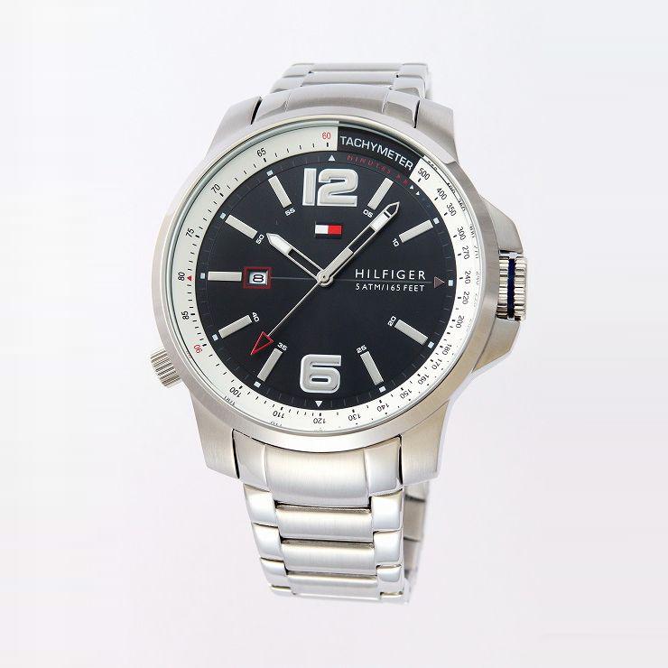 トミーヒルフィガー TOMMY HILFIGER 腕時計 メンズ 1791222 -【送料無料】