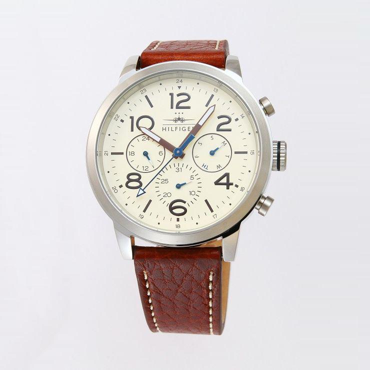 トミーヒルフィガー TOMMY HILFIGER 腕時計 メンズ 1791230 -【送料無料】