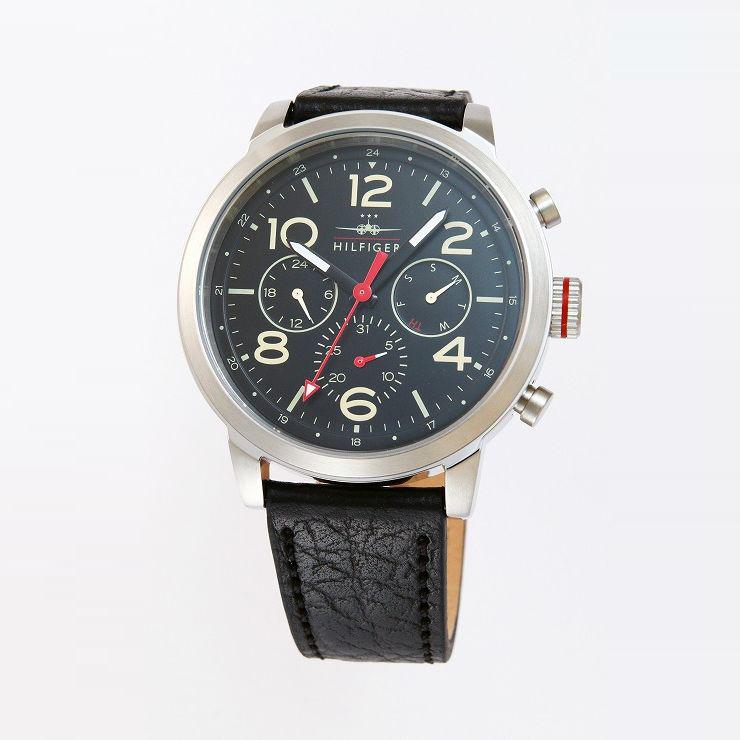 トミーヒルフィガー TOMMY HILFIGER 腕時計 メンズ 1791232 -【送料無料】