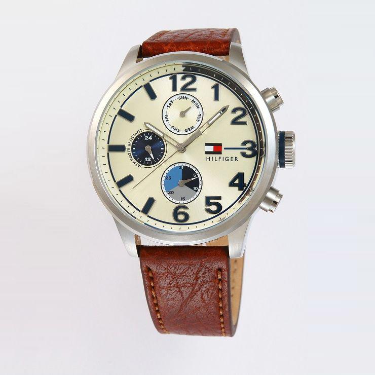 トミーヒルフィガー TOMMY HILFIGER 腕時計 メンズ 1791239 -【送料無料】