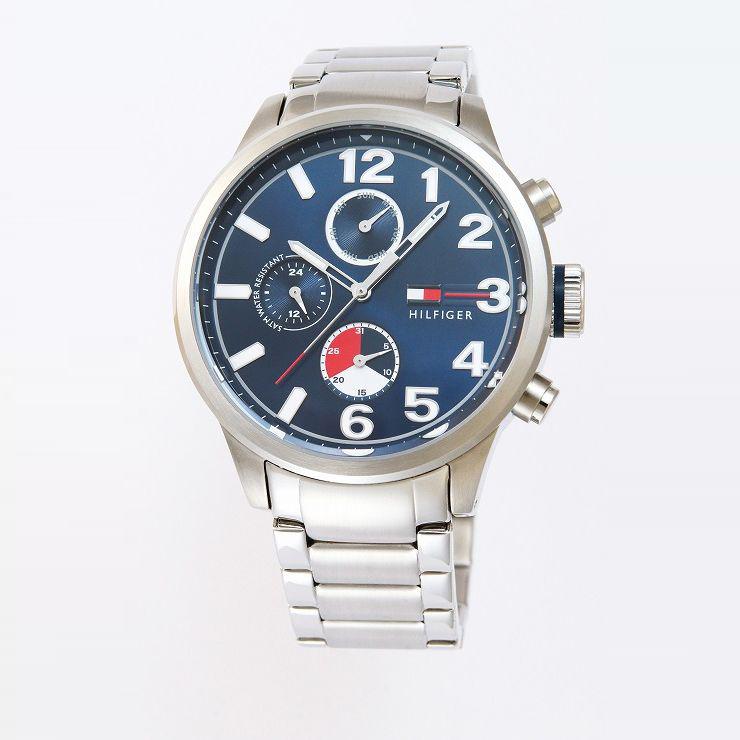 トミーヒルフィガー TOMMY HILFIGER 腕時計 メンズ 1791242 -【送料無料】