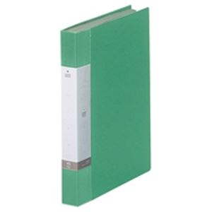 (まとめ買い)LIHITLAB クリヤーブック クリアブック リクエスト40P G3202-7 緑 【×20セット】