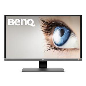 ベンキュー 31.5インチ アイケアモニター/ディスプレイ (4K/HDR/VA/DCI-P3 95%/USBType-C/HDMI×2/DP1.2/スピーカー/最新アイケア機能B.I.+)