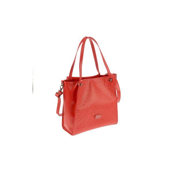 FOLLI FOLLIE (フォリフォリ) SB15P023SR/RED 手提げバッグ