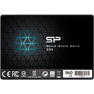 シリコンパワー 【SSD】SATA3準拠6Gb/s 2.5インチ 7mm 960GB