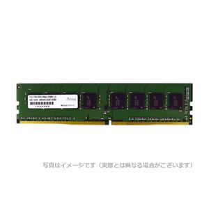 アドテック DOS/V用 DDR4-2400 288pin UDIMM 4GB 省電力