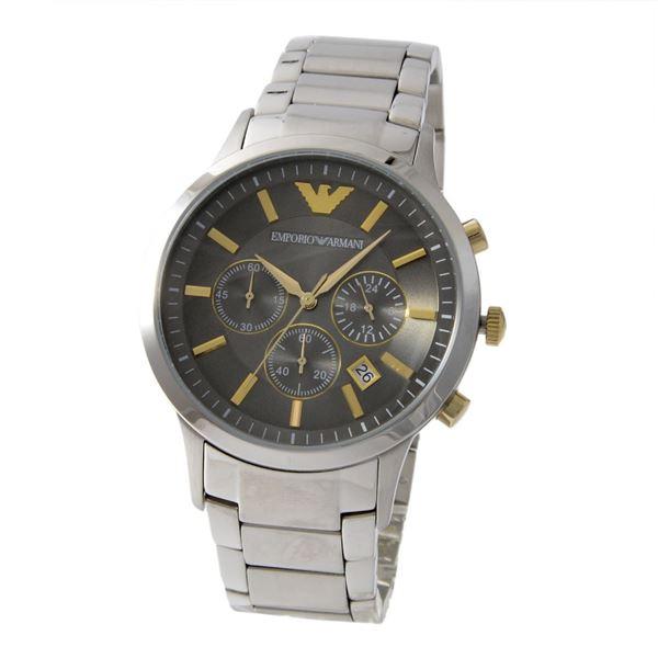 EMPORIO ARMANI(エンポリオアルマーニ) EMPORIO ARMANI AR11047 RENATO メンズ 腕時計【代引不可】