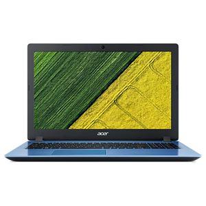 Acer Aspire 3 A315-32-N14U/BF (Celeron N4000/4GB/256GBSSD/ドライブなし/15.6型/Windows 10 Home(64bit)/Office H&B/ストーンブルー)【送料無料】
