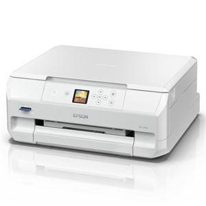 エプソン A4インクジェットプリンター/カラリオ/多機能/6色/無線LAN/Wi-FiDirect/1.44型液晶