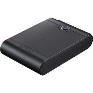 バッファロー(サプライ) モバイルバッテリー 13400mAh 自動判別 2ポート ブラック