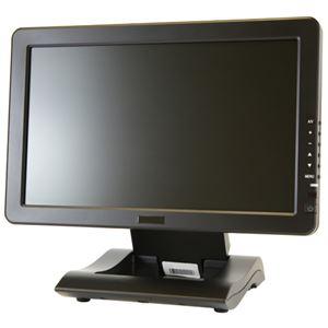 エーディテクノ HDCP対応10.1型業務用タッチパネル液晶ディスプレイ