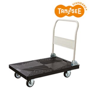 TANOSEE 自立式静運樹脂台車 300kg荷重 1台