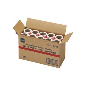 (まとめ)コロコロ ハイグレード強接着 スペアテープ 幅160mm×80周巻 10巻入×6パック