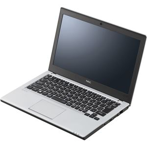 NEC VersaPro タイプVB (Core i3-6100U2.3GHz/4GB/500GB/ドライブなし/Of無/無線LAN/85キー/マウス無/Win10Pro/リカバリ媒体無/3年パーツ)【送料無料】