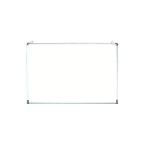 ナカバヤシ ホワイトボード/900*600/アルミ 【ホワイトボード アルミフレーム】【int_d11】