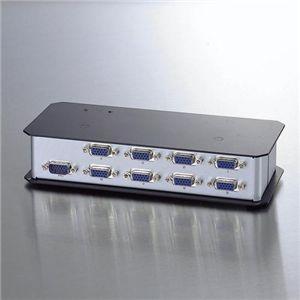 ELECOM(エレコム) ディスプレイ分配機 VSP-A8【int_d11】