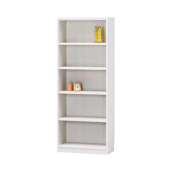 白井産業 木製棚タナリオ TNL-1559 ホワイト