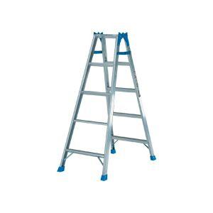 ステップ幅広 はしご兼用脚立 KW-150 1390mm