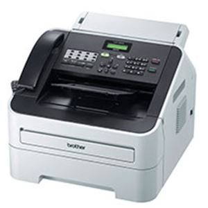 JUSTIO A4モノクロレーザー FAX-2840【int_d11】