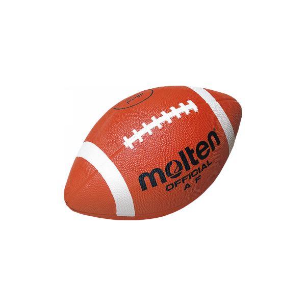 一般・大学・高校用アメフトボール molten(モルテン) アメリカンフットボール AF
