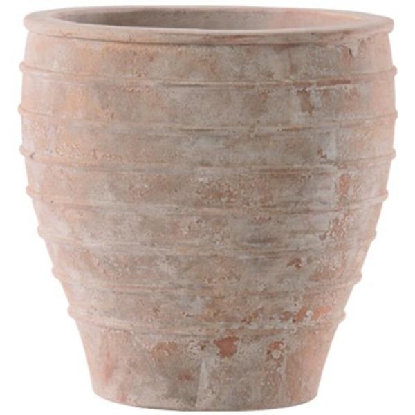 アンティーク調・テラコッタ鉢 メリッサ アンティコ 48cm /植木鉢