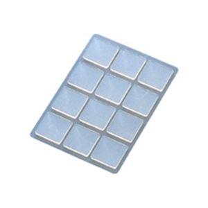 (業務用100セット) プラス 粘着ピン リピタック AT-120AU 20mm 角 ×100セット