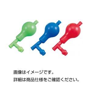 (まとめ)カラーシリコンピペッター赤【×5セット】