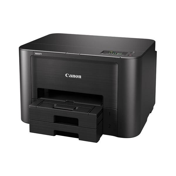 キヤノン A4ビジネスインクジェットプリンター MAXIFY iB4130 0972C001