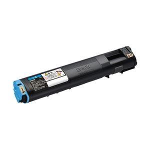 エプソン LP-S5300/M5300用 環境推進トナー/シアン/Mサイズ(6200ページ) LPC3T21CV