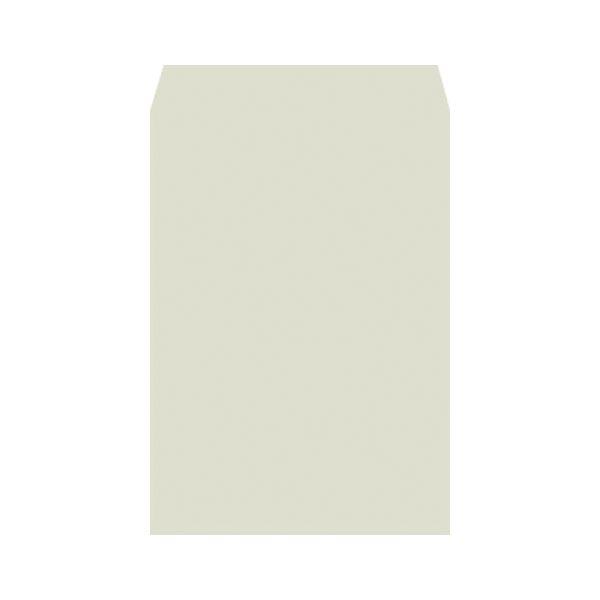 高春堂 ハーフトーン封筒 角2 グレー 100枚×5 Lシーム 7891