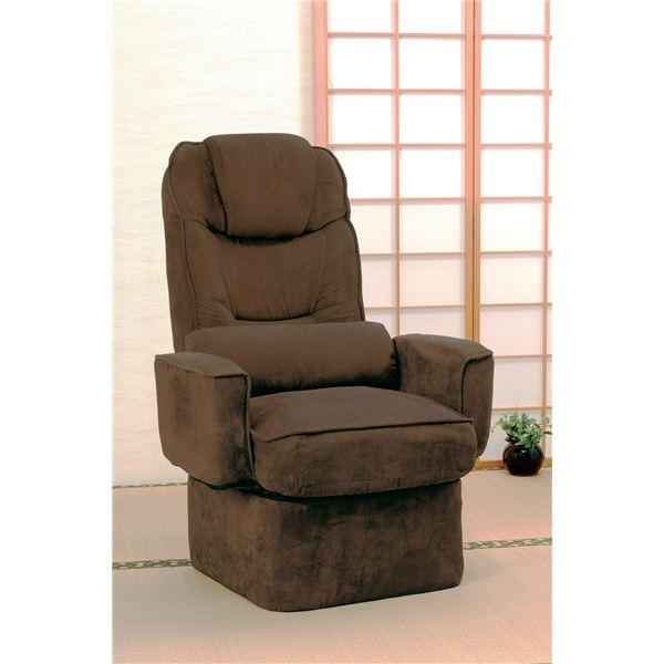 【単品】ハイタイプこたつ用高座椅子(1脚)【代引不可】