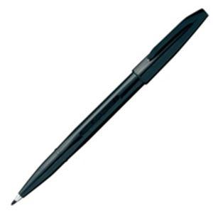 (業務用3セット) ぺんてる サインペン S520A100 黒 100本 【×3セット】