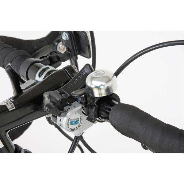 ロードバイク700c(約28インチ)/ブラック(黒)シマノ21段変速重さ/14.6kg【GrandirSensitive】【】【ポイント10倍】