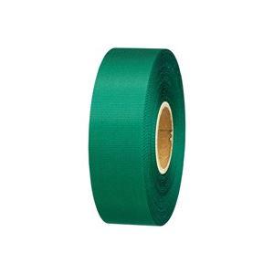 (業務用100セット) ジョインテックス カラーリボン緑 24mm*25m B824J-GR ×100セット