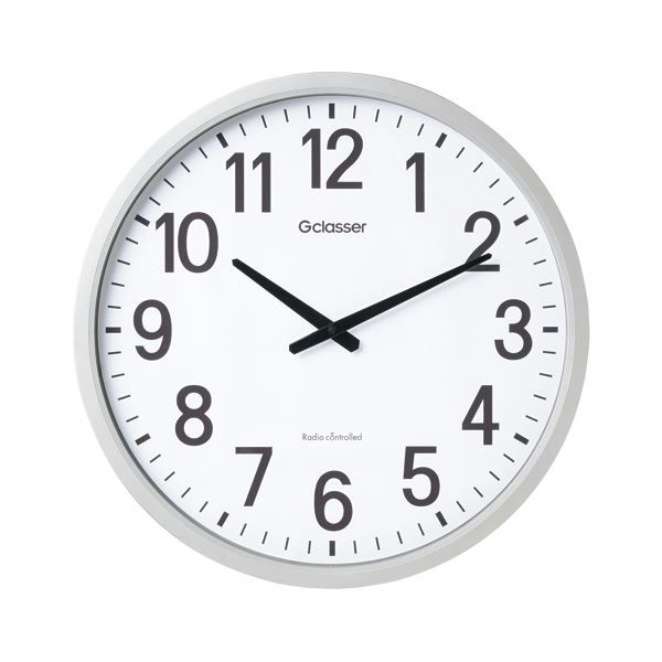 ラドンナ 電波掛時計 ザラージ GDK-001