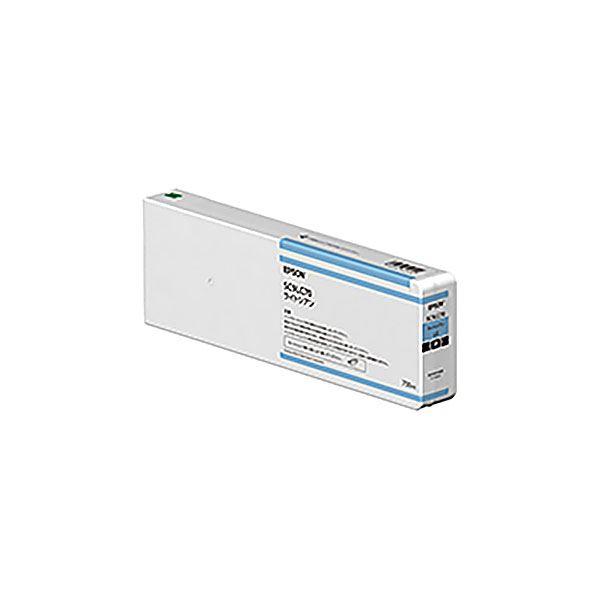 (業務用3セット) 【純正品】 EPSON エプソン インクカートリッジ/トナーカートリッジ 【SC9LC70 ライトシアン】