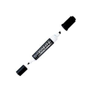 (業務用200セット) サクラクレパス ホワイトボードマーカーツイン WBK-T 黒 ×200セット