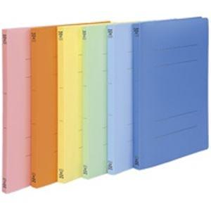 (業務用30セット) ビュートン PPフラットファイル バインダー 2穴 FF-A4S A4S 青 10冊 ×30セット【int_d11】
