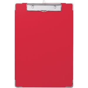 用箋挟 クリップボード まとめ セキセイ 新作続 カラー用箋挟 Y-56C-20レッド ×15セット A4タテ ショッピング 1枚