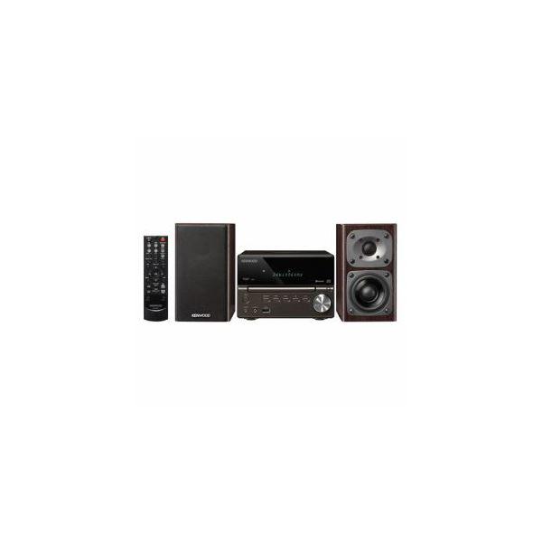 JVCケンウッド コンパクトHi-Fi システム ブラック XK-330-B