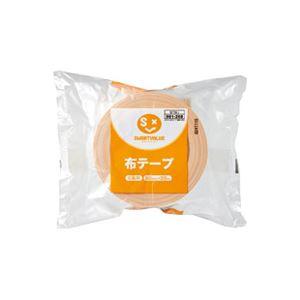 (業務用200セット) ジョインテックス 布テープ 50mm×25m 1巻 B756J ×200セット