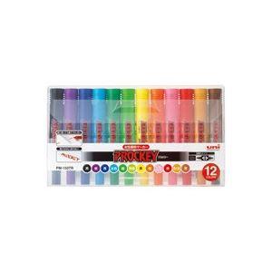 (業務用20セット) 三菱鉛筆 プロッキーPM150TR12CN 12色 ×20セット